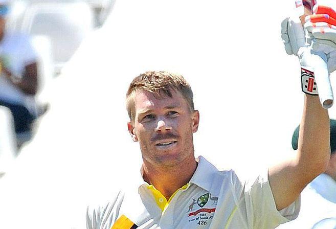 Dave Warner Australia vs India Dave Warner scores stirring 63 not out