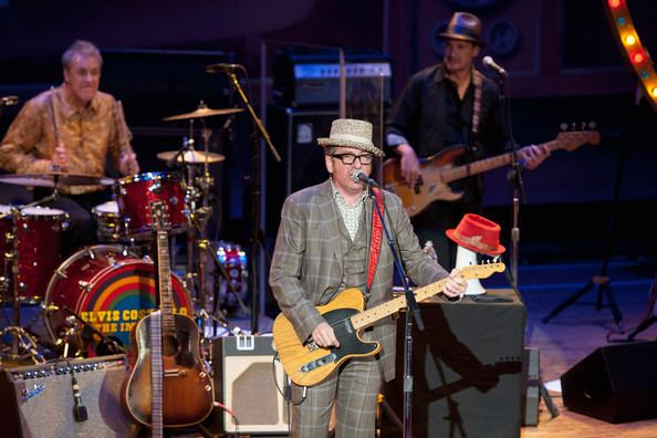 Davey Faragher Elvis Costello and Davey Faragher Photos Zimbio