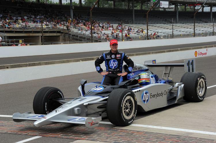 Davey Hamilton Davey Hamilton looking to steer USAC into next chapter