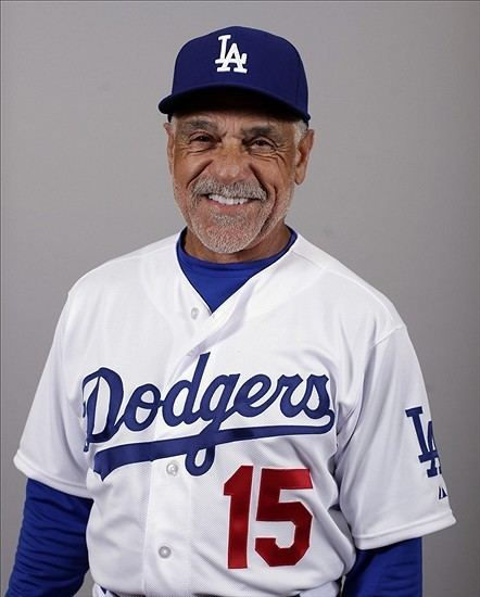 Davey Lopes Whatever Happened To The Dodger Running Game Dodgers