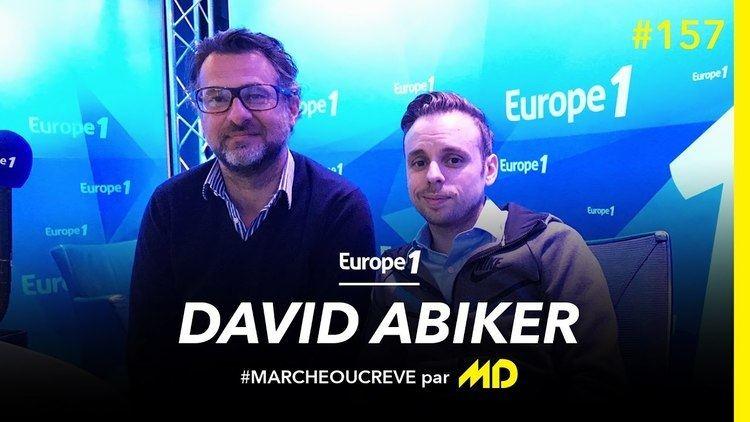 David Abiker David Abiker le journaliste qui a du chien YouTube
