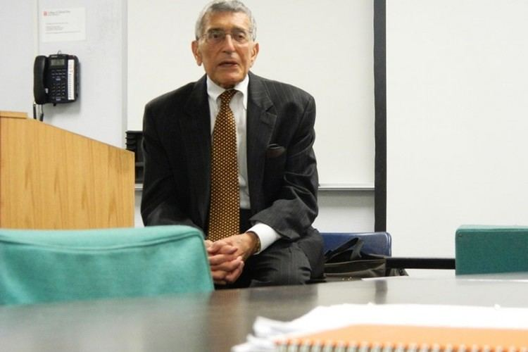 David Adamany Former university president finds calling in teaching The Temple News