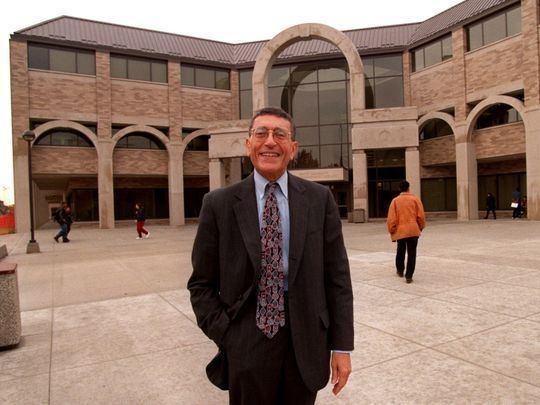 David Adamany Former Wayne State president David Adamany led growth at university