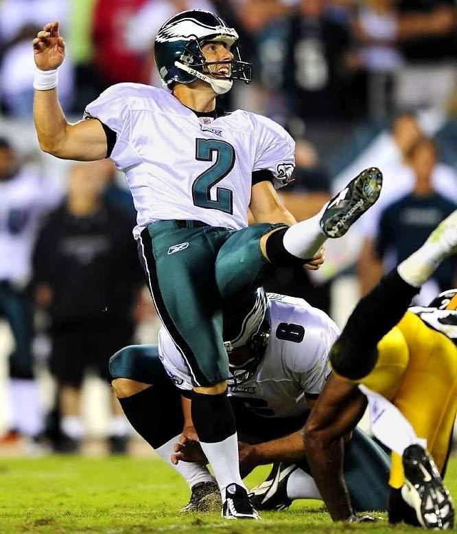 David Akers David Akers Does Not Sign Tender Wants LongTerm
