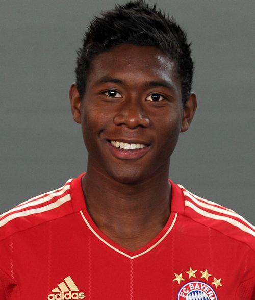 David Alaba David Alaba Bayern Mnchen Champions League alle