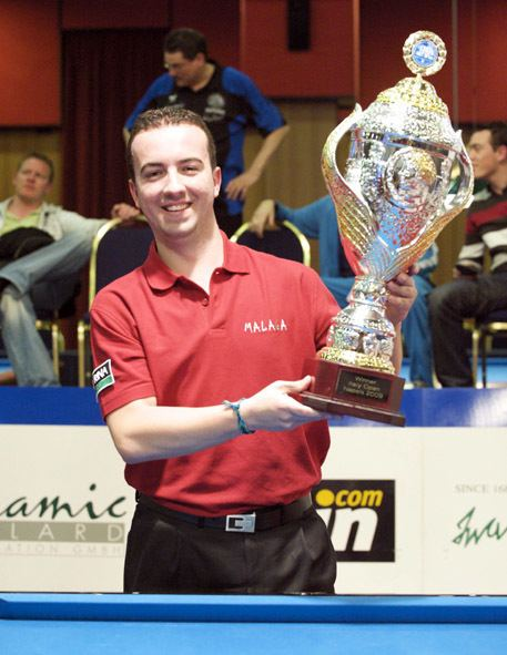 David Alcaide David Alcaide wins The EPBF Dynamic Euro Tour Italy Open 2009