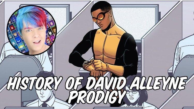 David Alleyne History of David Alleyne Prodigy YouTube