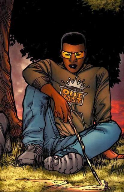 David Alleyne Prodigy Character Comic Vine