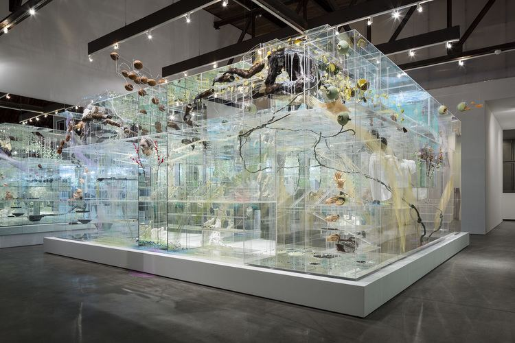 David Altmejd The Flux and the Puddle 2014 David Altmejd