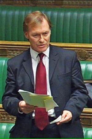 David Amess Sir David Amess MP Southend West