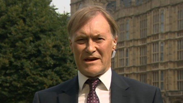 David Amess Tory MP David Amess Labour and Lib Dems more posh BBC News