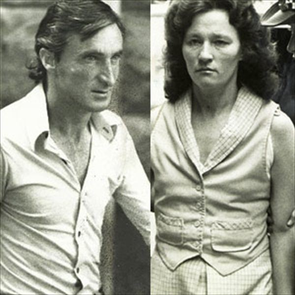 David and Catherine Birnie Evil Serial Killers Catherine and David Birnie MysteryBF1