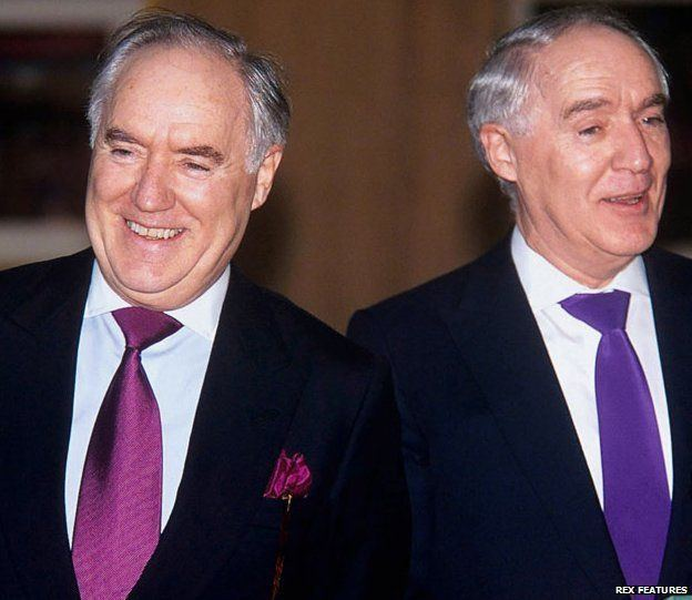 David and Frederick Barclay Who are the Barclay brothers BBC News