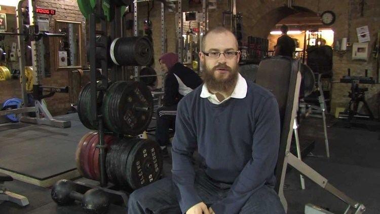 David Angove Physical Culture Gym Meet The Members David Angove YouTube