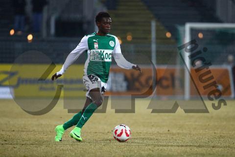 David Atanga VIDEO David Atanga promises more after scoring FASTEST goal in