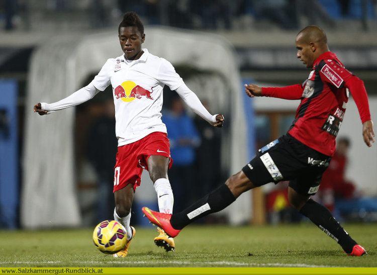 David Atanga David Atanga assist not enough as Red Bull Salzburg slip