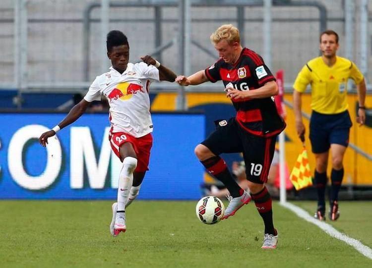 David Atanga Yabo and Atanga all set for Austrian Bundesliga debuts