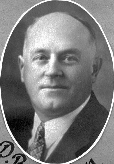 David B. Mullen