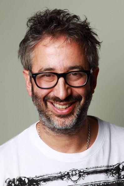 David Baddiel QampA with Novelist Writer and Comedian David Baddiel