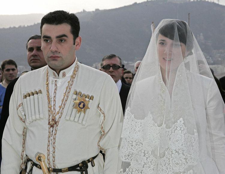David Bagration of Mukhrani The Most Stunning Royal Weddings From Around the World Princess