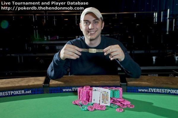 David Bakes David Baker Hendon Mob Poker Database