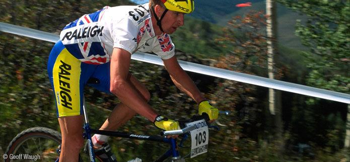 David Baker (cyclist) David Baker UK Mountain Bike Hall of Fame