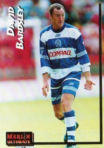 David Bardsley QUEENS PARK RANGERS David Bardsley 176 Merlin Ultimate
