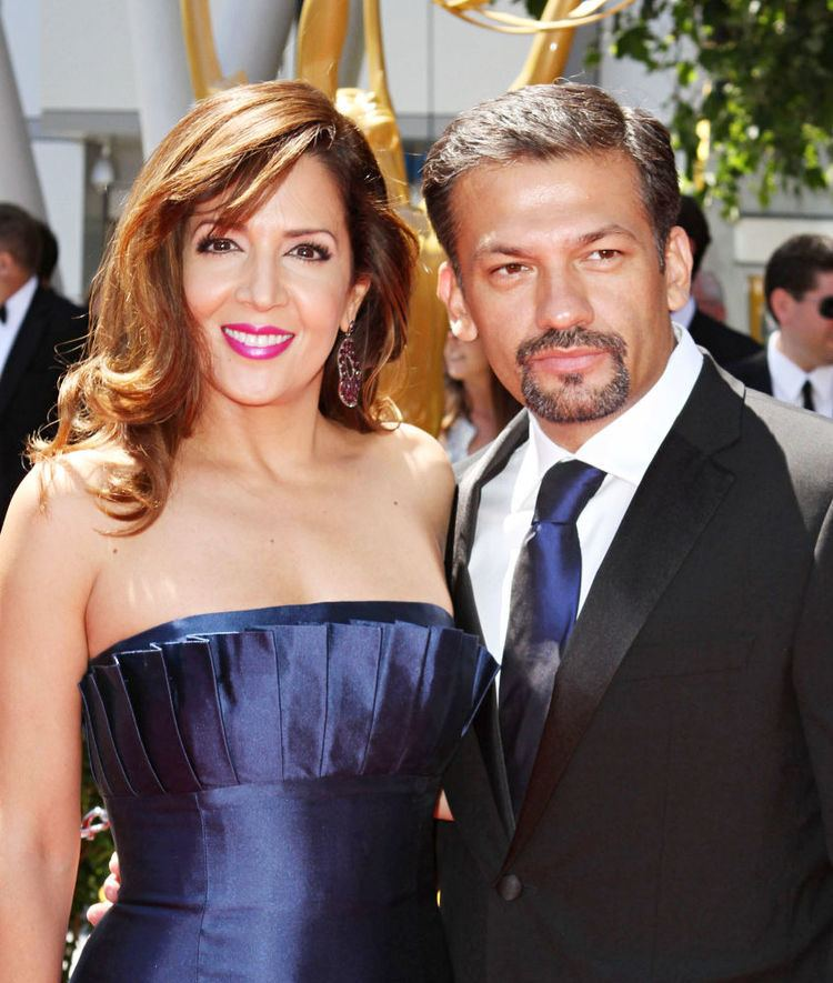 David Barrera Maria Canals Barrera Picture 21 2010 Creative Arts Emmy