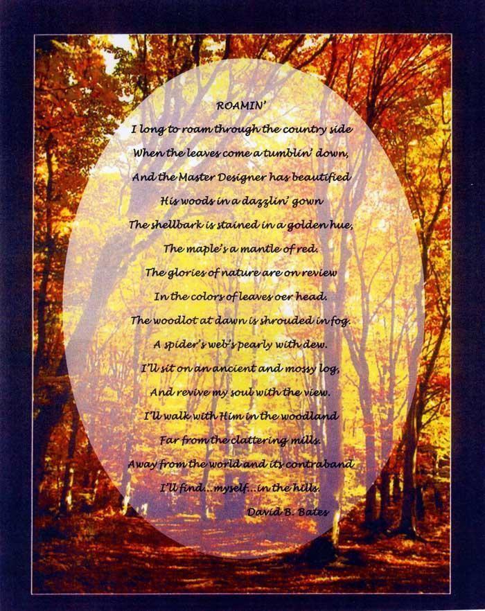 David Bates (poet) David Bates Poems My poetic side