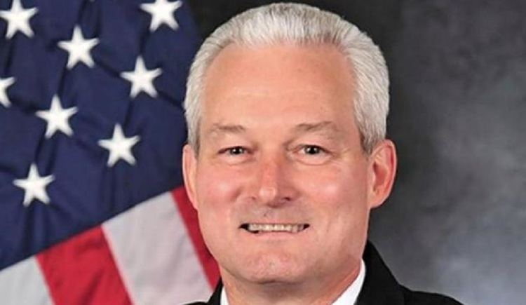 David Baucom Rear Adm David Baucom Punished For Unruly Conduct