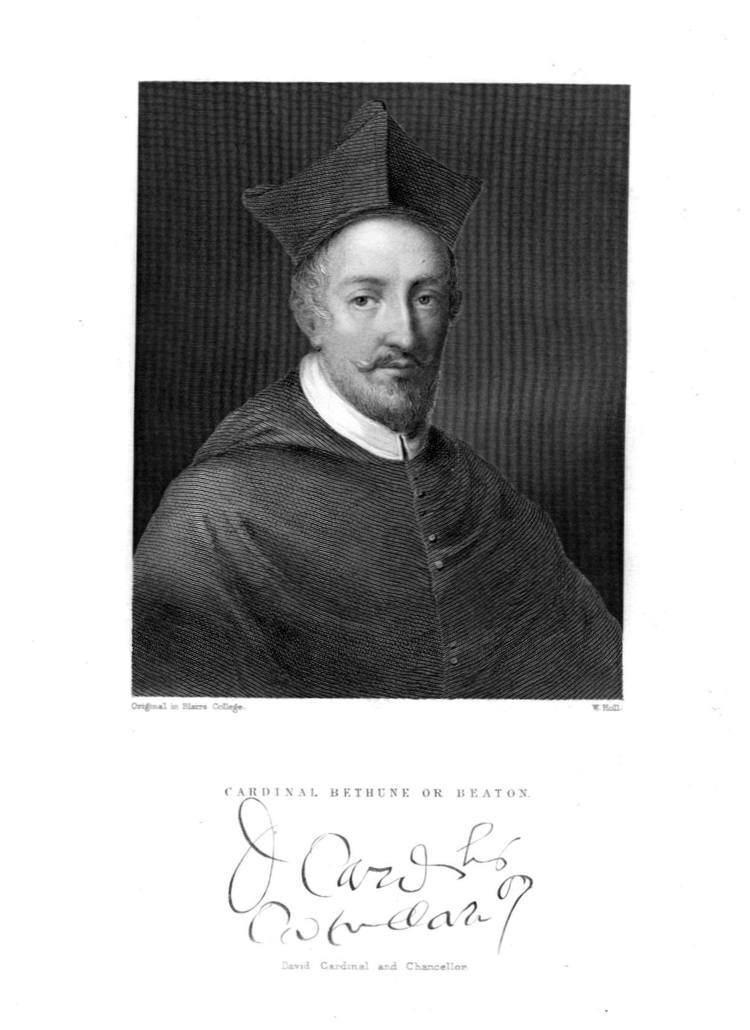 David Beaton Cardinal David Beaton