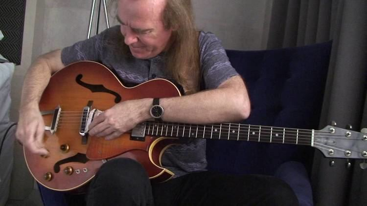 David Becker David Becker Master Jazz guitarist FPETV YouTube