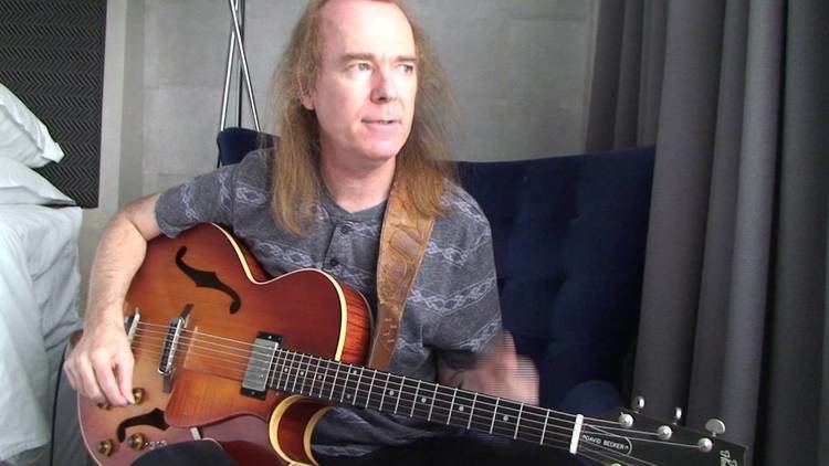 David Becker FPETV David Becker on Heritage Guitars Signature Model YouTube