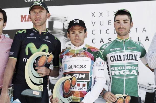 David Belda David Belda se lleva la Vuelta a Castilla y Len VAVELcom