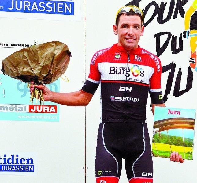 David Belda David Belda sube al podio en Suiza Diario de Burgos