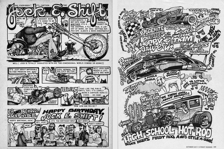 David Bell (artist) David Bell RIP Blog Motorcycle Parts and Riding Gear Roland