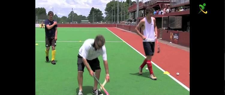 David Bell (field hockey) David Bell Tackling NEW YouTube