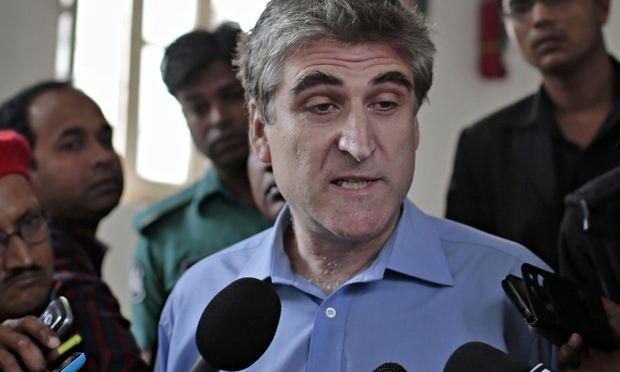 David Bergman (journalist) Bangladesh court convicts British journalist for doubting