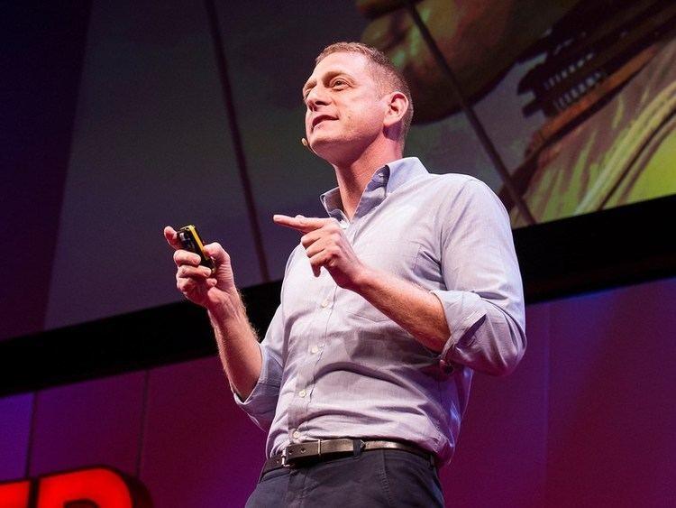 David Binder David Binder The arts festival revolution TED Talk