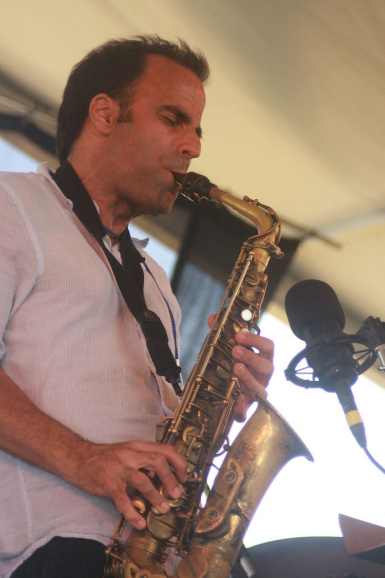 David Binney David Binney Jazz Artists