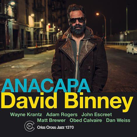 David Binney Anacapa
