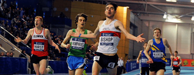David Bishop (athlete) How they train David Bishop Athletics Weekly