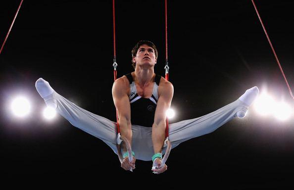David Bishop (gymnast) David Bishop Pictures 20th Commonwealth Games Artistic