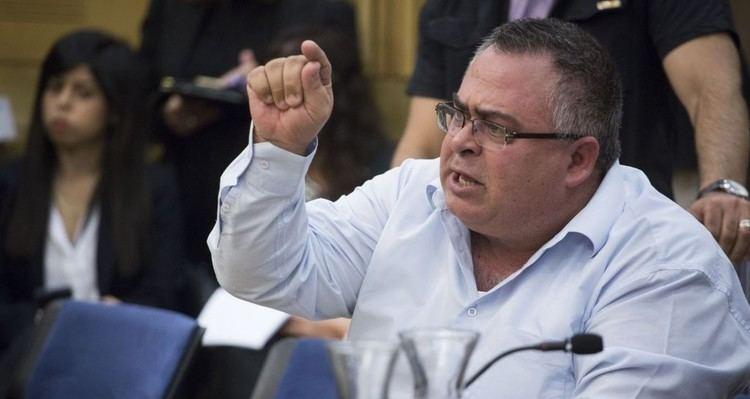 David Bitan PMs office slams Likud MKs for shouting match with bereaved parents