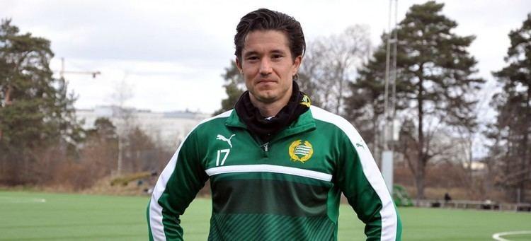 David Boo Wiklander Hammarby Fotboll