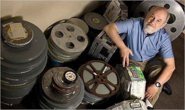 David Bordwell David Bordwell Film Historian Focuses on Movie Blog