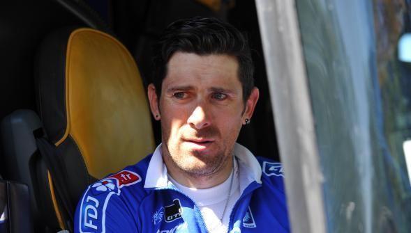 David Boucher Cyclisme Eneco Tour le Maubeugeois David Boucher exclu