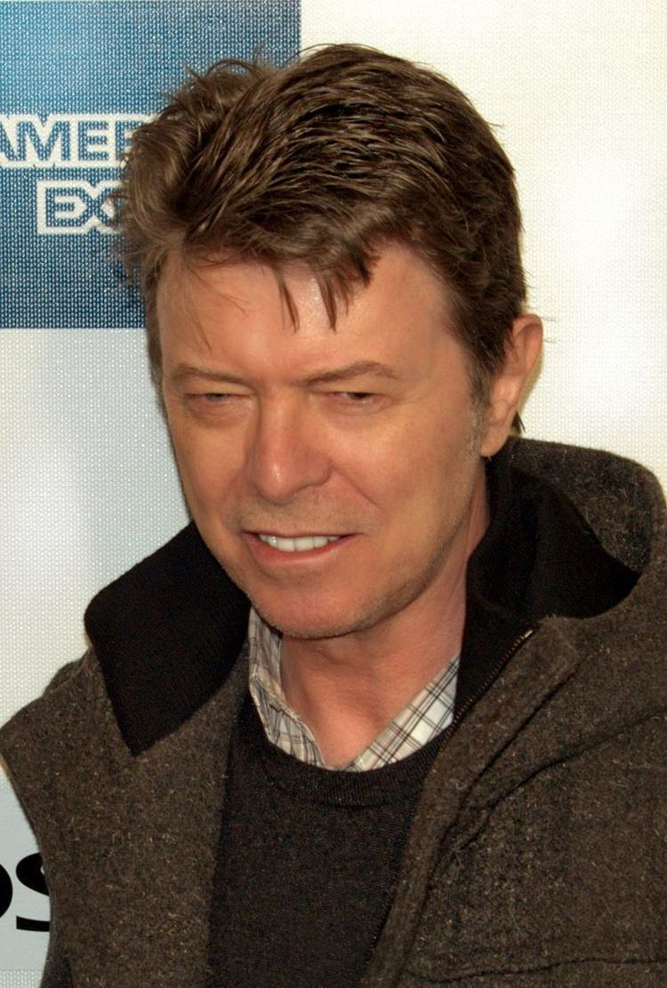 David Bowie filmography