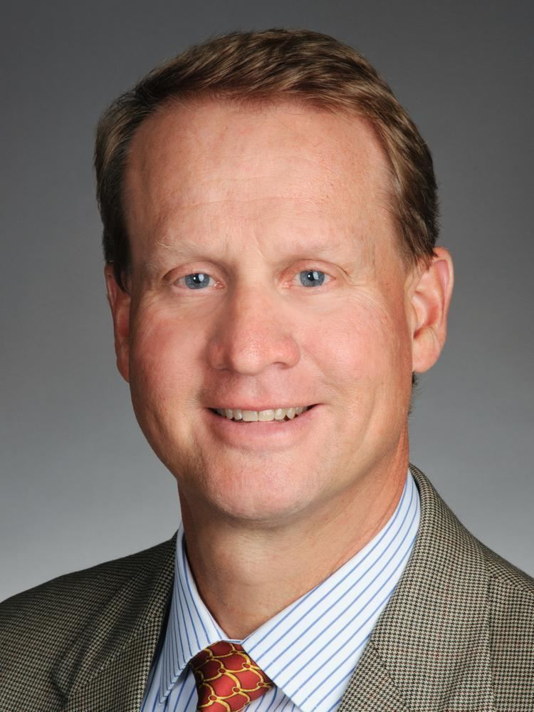 So why did David Brain leave the helm of EPR Kansas City Business
