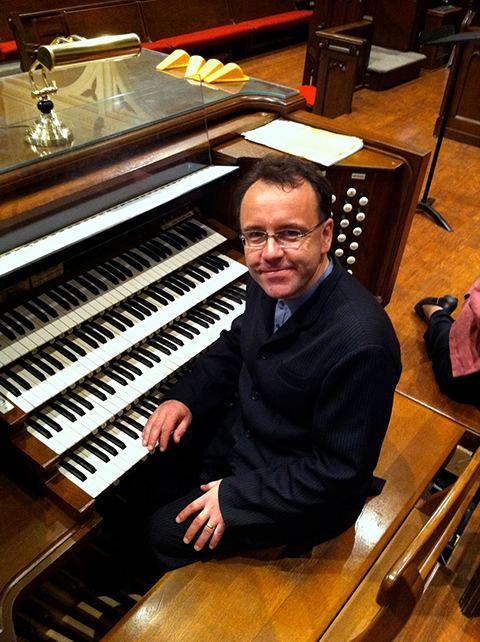 David Briggs (English musician) Trinity College Choir Organ teachers